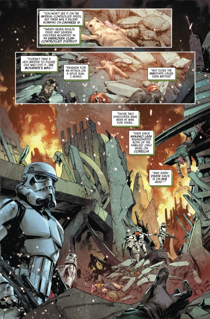 Marvel Preview: Star Wars: Bounty Hunters #4