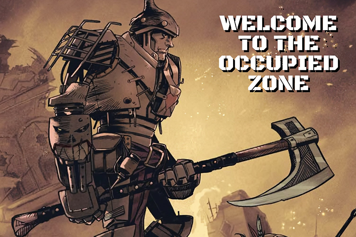 'The O.Z.' #1 review