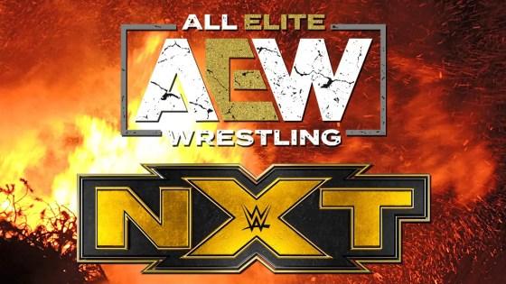 AEW Dynamite vs. WWE NXT