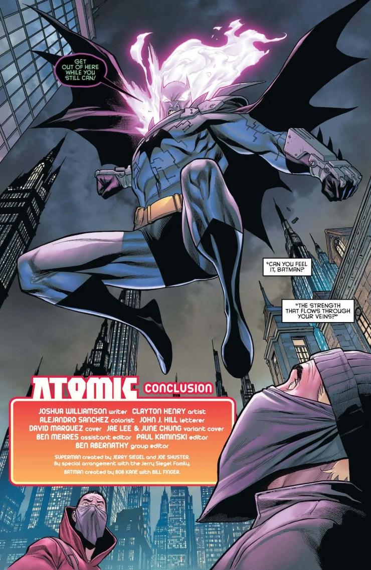 DC Preview: Batman/Superman #11
