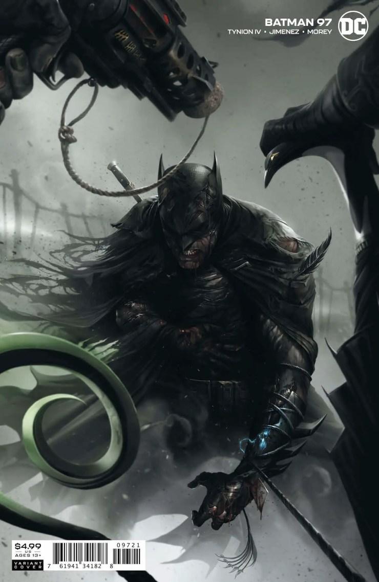 DC Preview: Batman #97