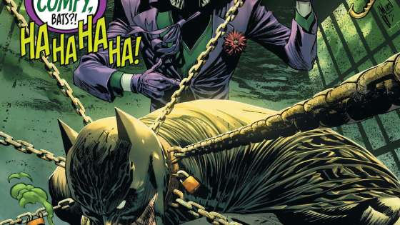 The Joker's army is growing hour by hour, with weapons beyond anything the Clown Prince of Crime has ever used before.
