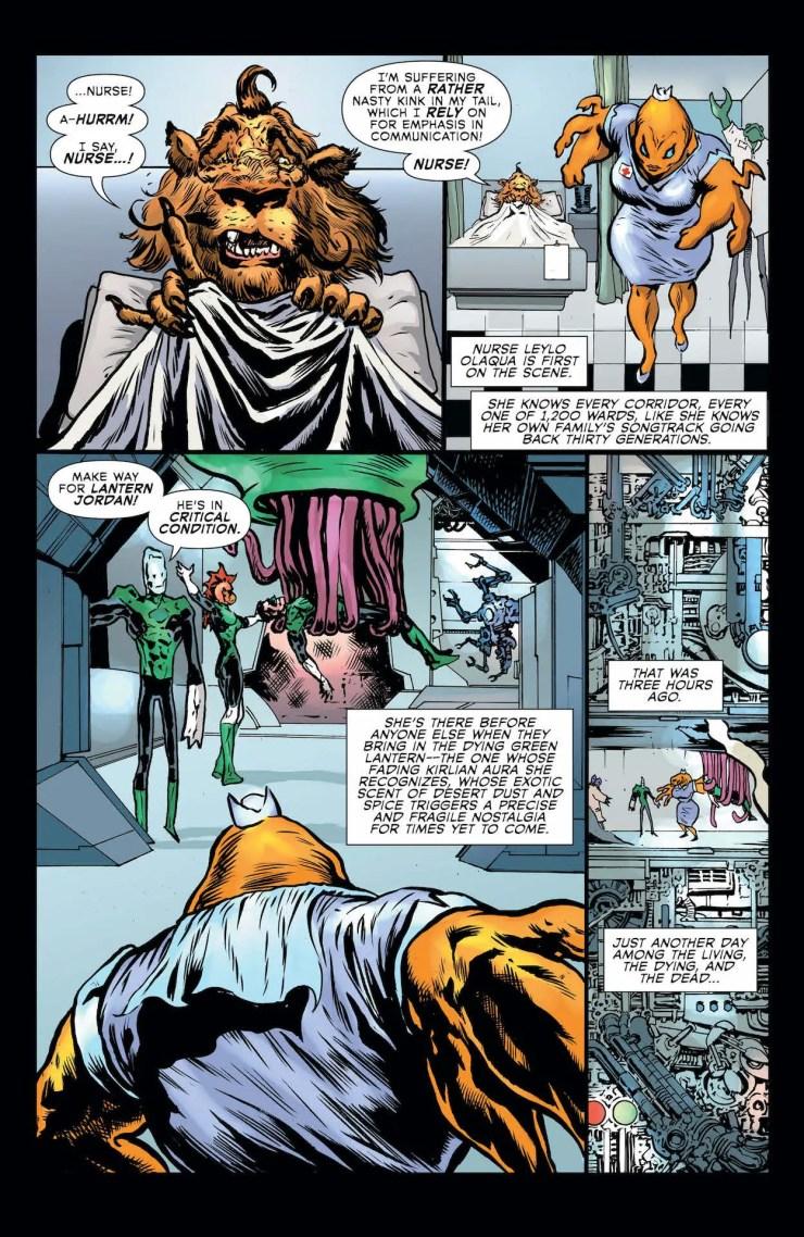 DC Preview: Green Lantern Season Two #6
