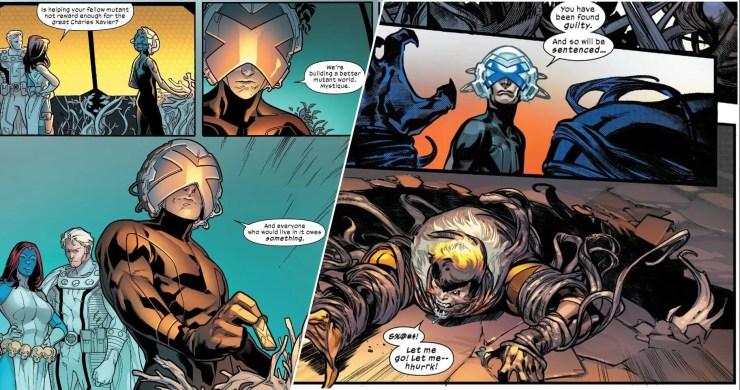 House of X X-Men Marvel