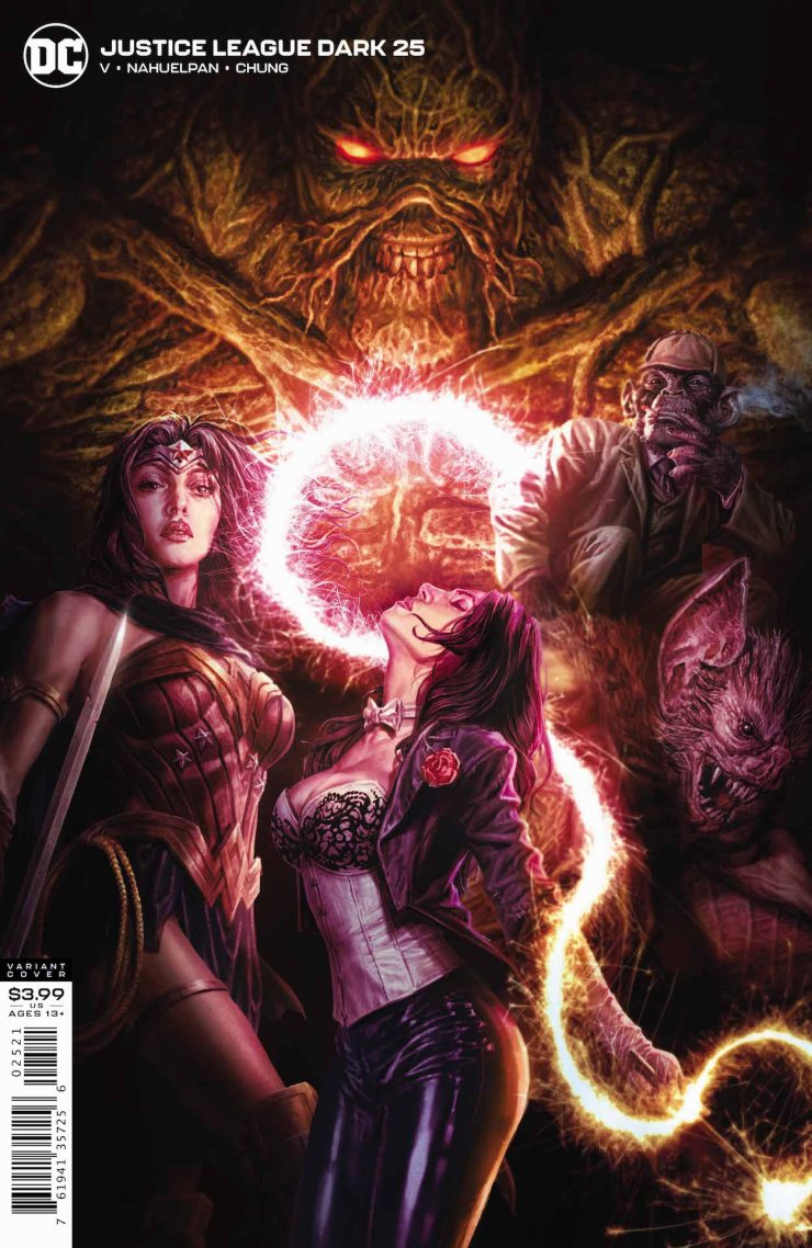 DC Preview: Justice League Dark #25