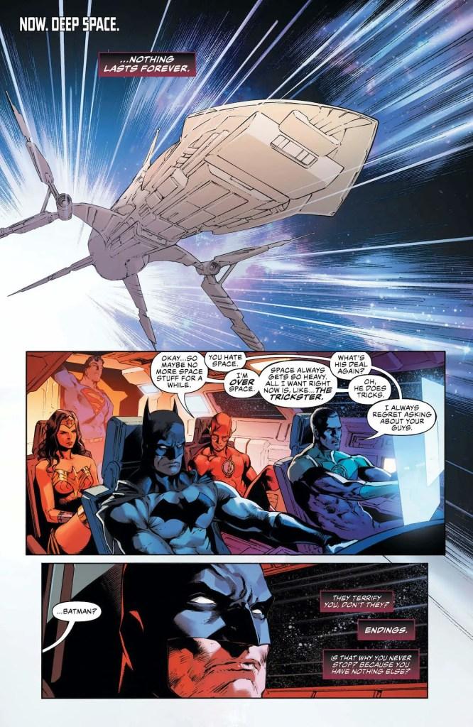 DC Preview: Justice League #51
