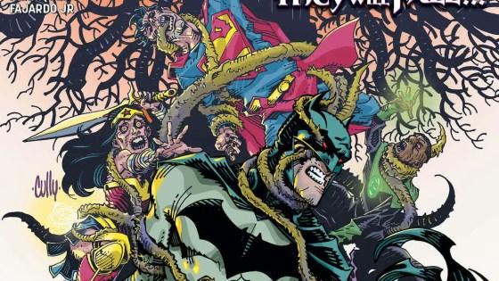DC Preview: Justice League #52