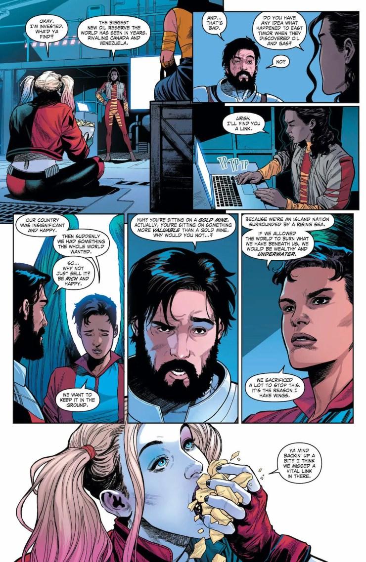 DC Preview: Suicide Squad #8