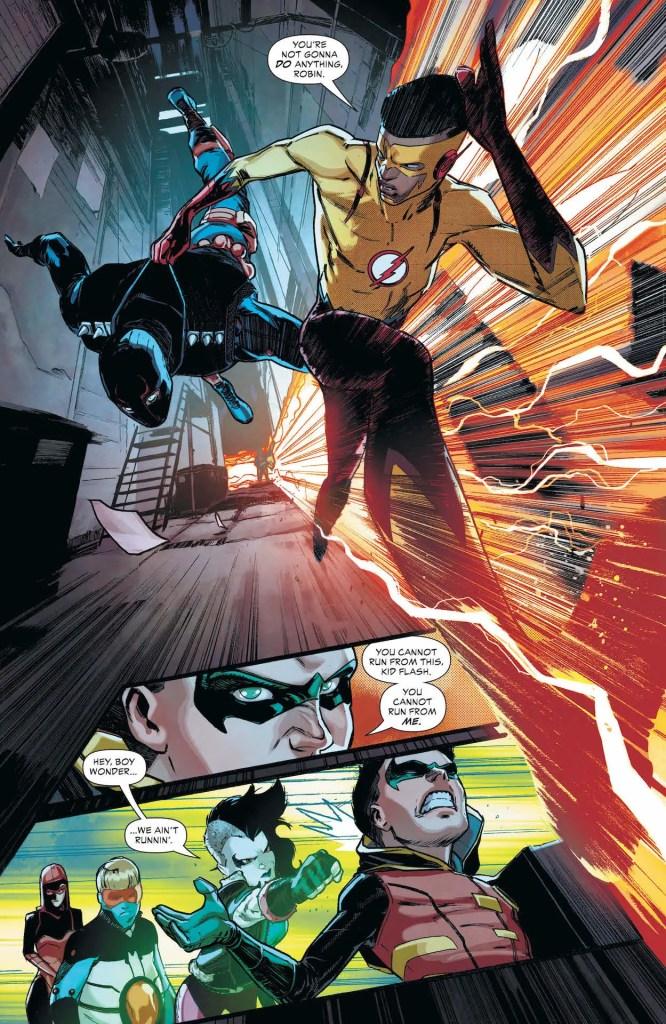 DC Preview: Teen Titans #44