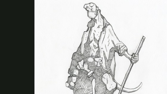 Mike Mignola: The Quarantine Sketchbook will be available in March 2021.