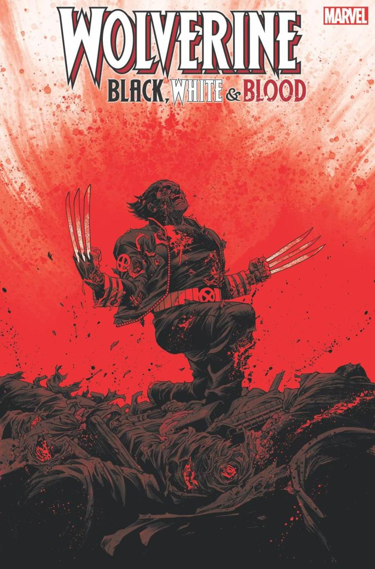Marvel announces 'Wolverine: Black, White & Blood' for November 2020