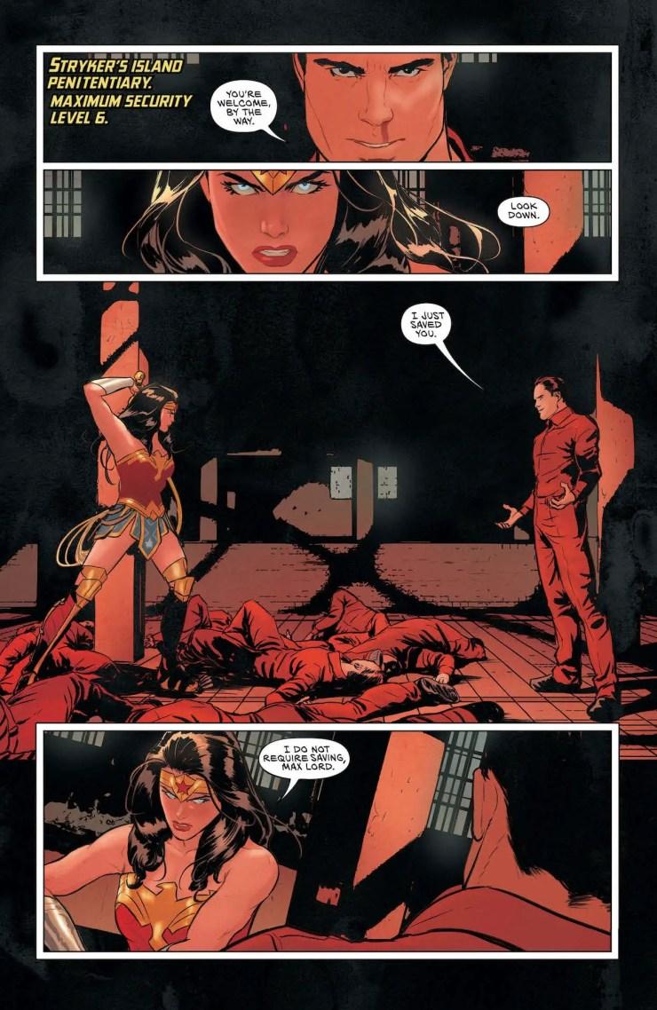 DC Preview: Wonder Woman #760