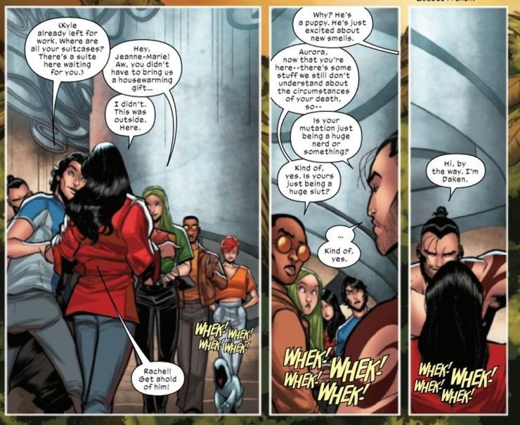'X-Factor' #2 review