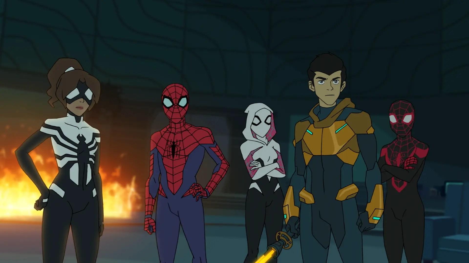 'Marvel's Spider-Man: Maximum Venom' season 3 episode 5 review: 'Generations'