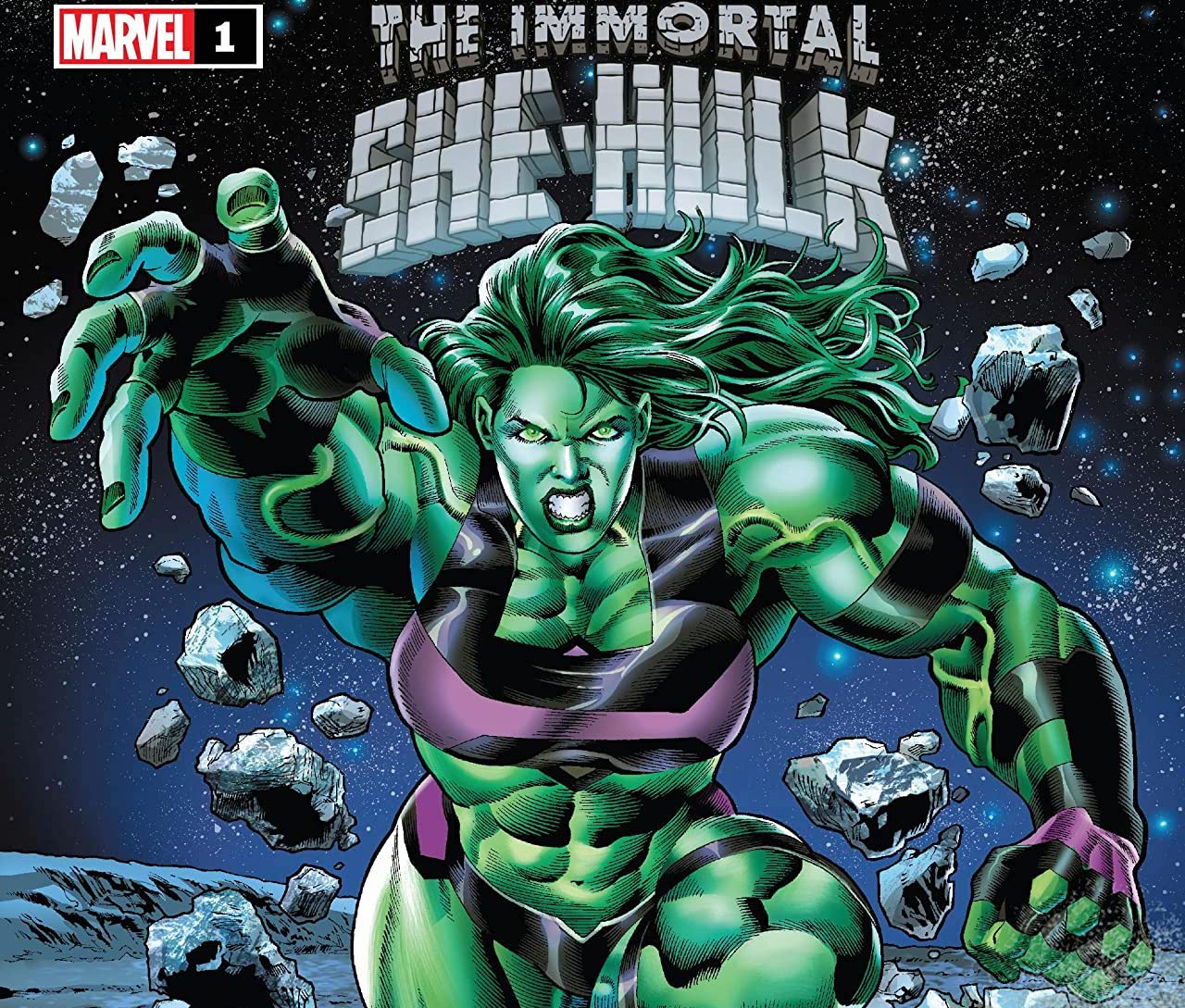 'The Immortal She-Hulk' #1 review