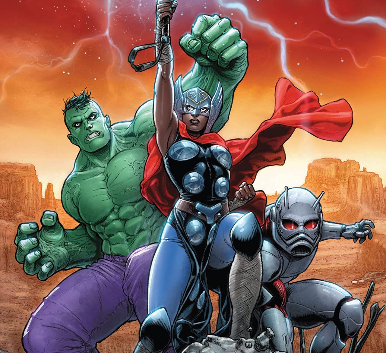 3 Reasons Why 'Avengers of the Wastelands' is an inspiring story of hope
