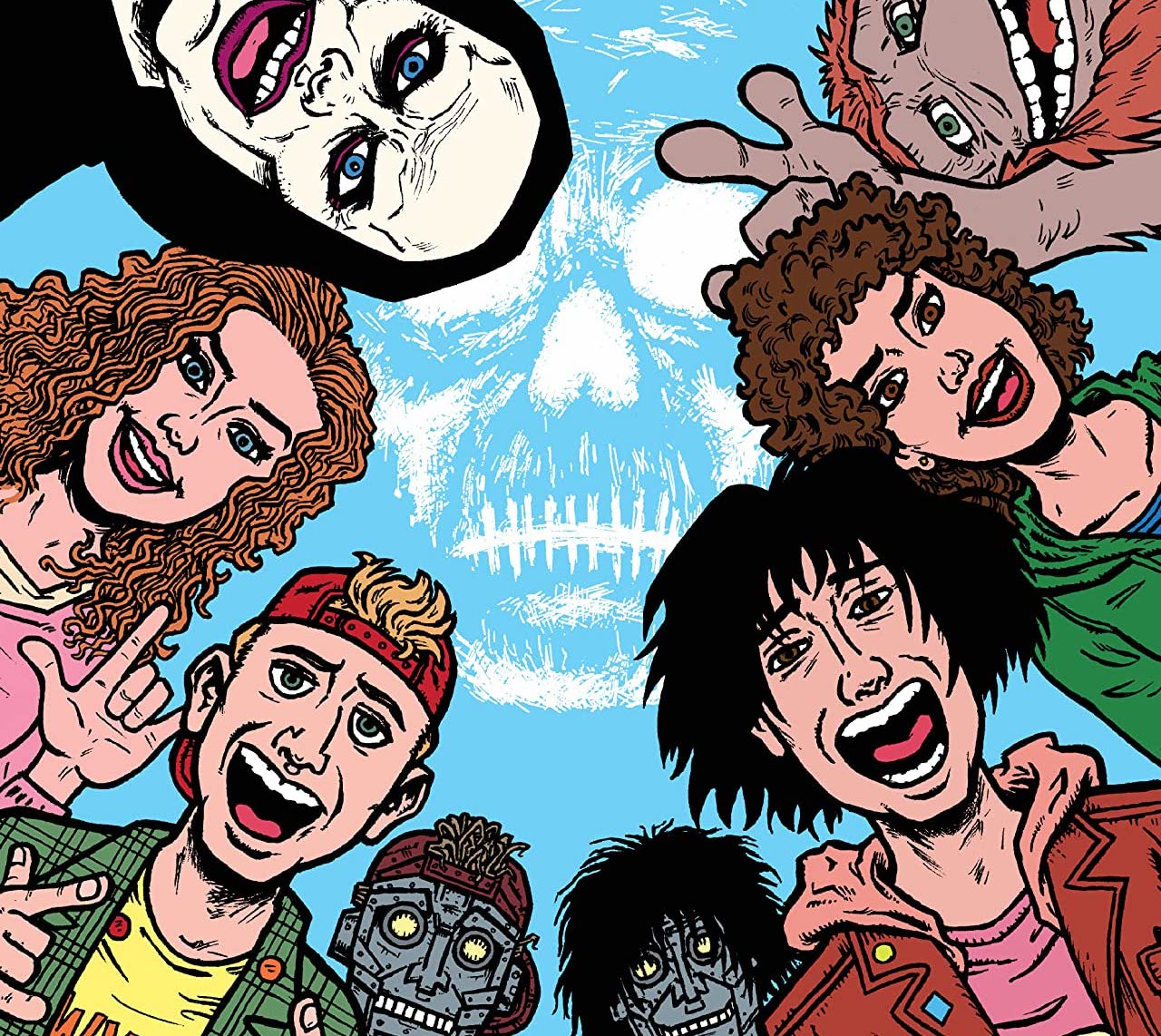 'Bill and Ted Are Doomed' #1 review