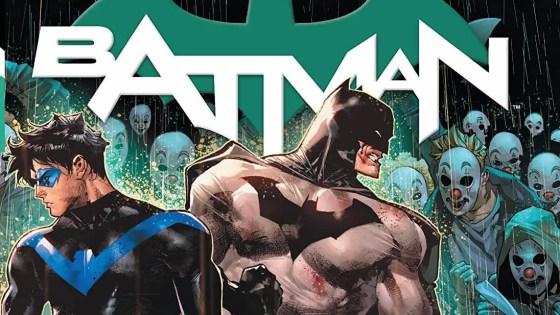 """Batman #99 features """"The Joker War"""" part five of six!"""