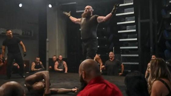 Braun Strowman Raw