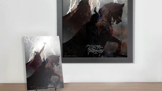 Dark Horse announces limited-edition 'Norse Mythology' #1 bundle