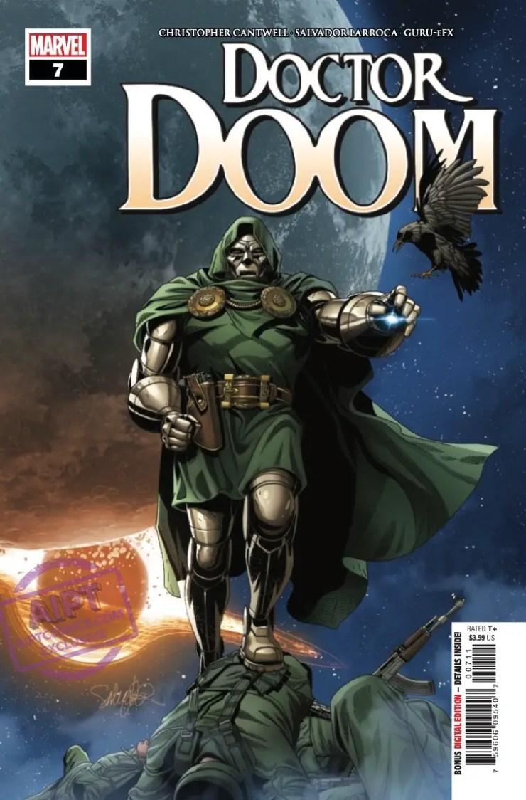 EXCLUSIVE Marvel Preview: Doctor Doom #7