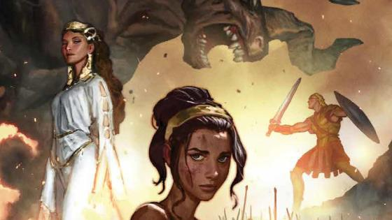 EXCLUSIVE Humanoids Preview: Fire of Theseus