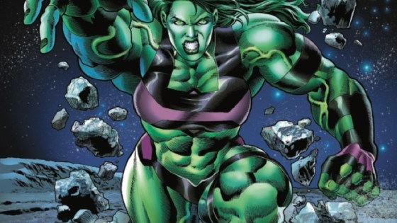 Al Ewing gives She-Hulk the 'IMMORTAL' treatment with a horrifying stand-alone tale!