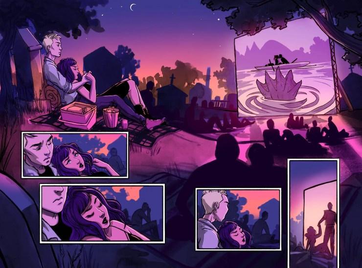 DC First Look: Zatanna: The Jewel of Gravesend