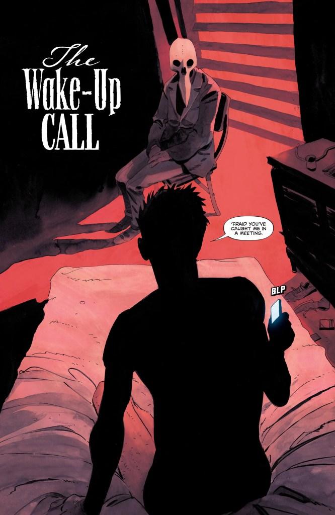 'John Constantine: Hellblazer' #10 review