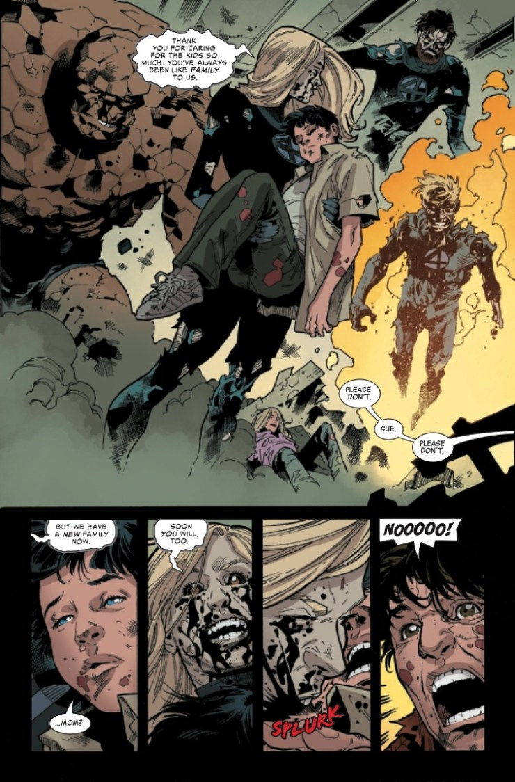 Marvel Preview: Marvel Zombies: Resurrection #2