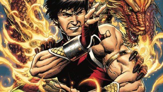 THE MASTER RETURNS in Shang-Chi #1!