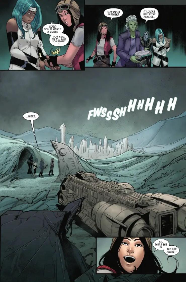 Marvel Preview: Star Wars: Doctor Aphra #4