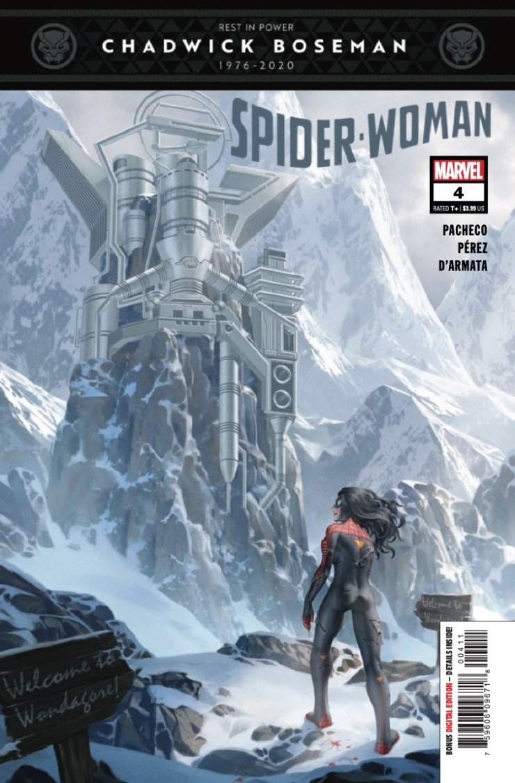 Marvel Preview: Spider-Woman #4