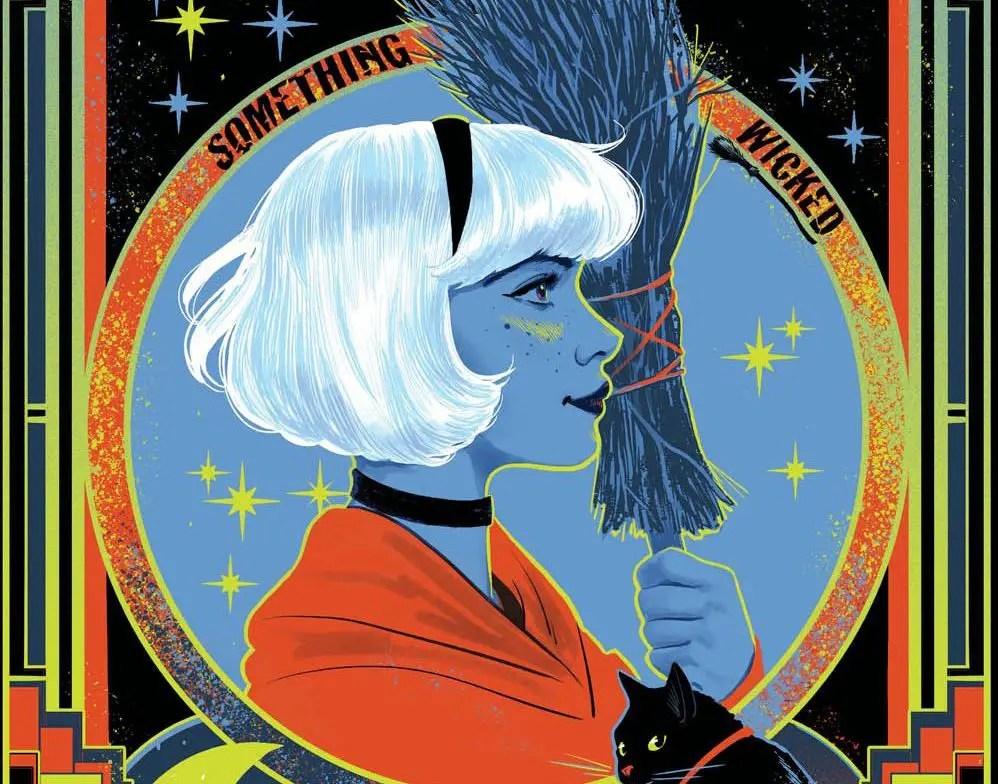 Sabrina: Something Wicked #3