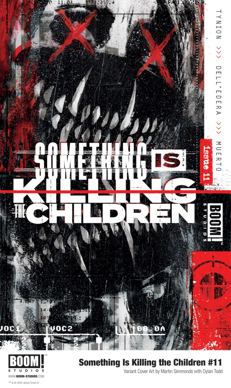 EXCLUSIVE BOOM! Preview: Something is Killing the Children #11