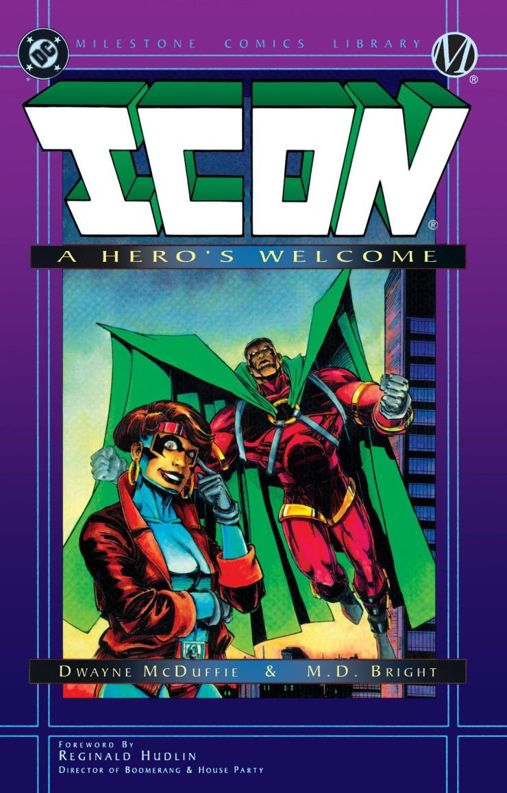Milestone: Icon: A Hero's Welcome