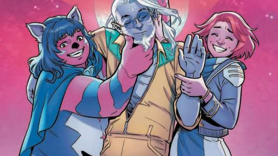 'Voyage to the Stars' #2 review
