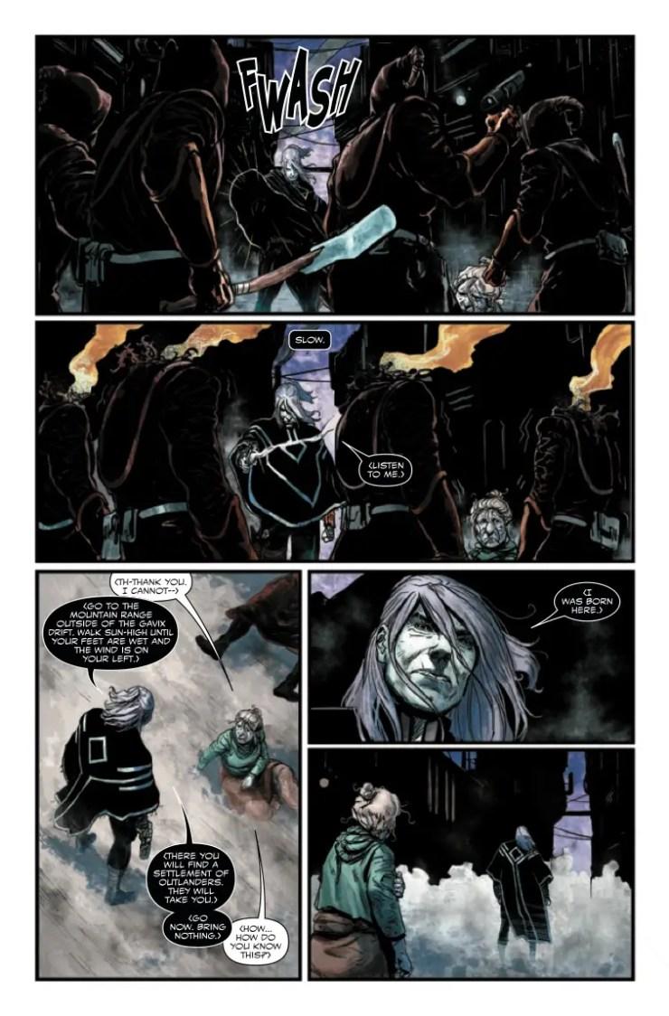 Web Of Venom: Wraith