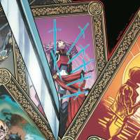 Marvel First Look: X of Swords: Stasis #1 variant cover shows us the tarot cards