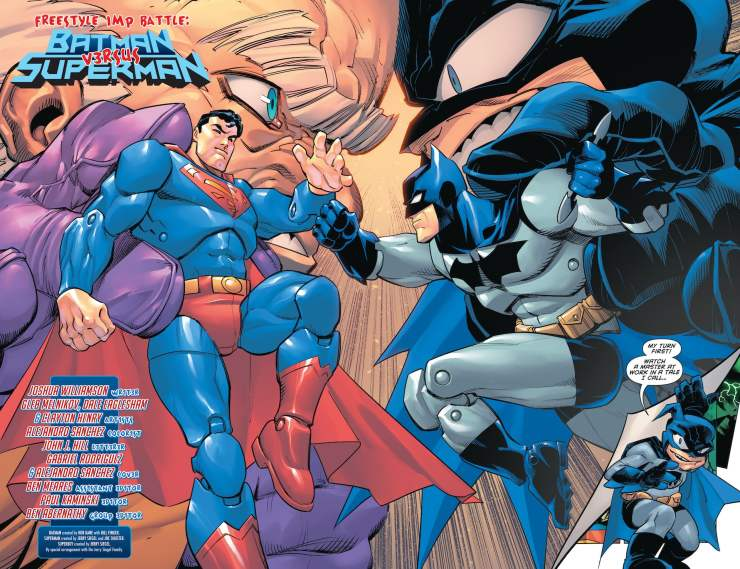 DC Preview: Batman/Superman Annual #1