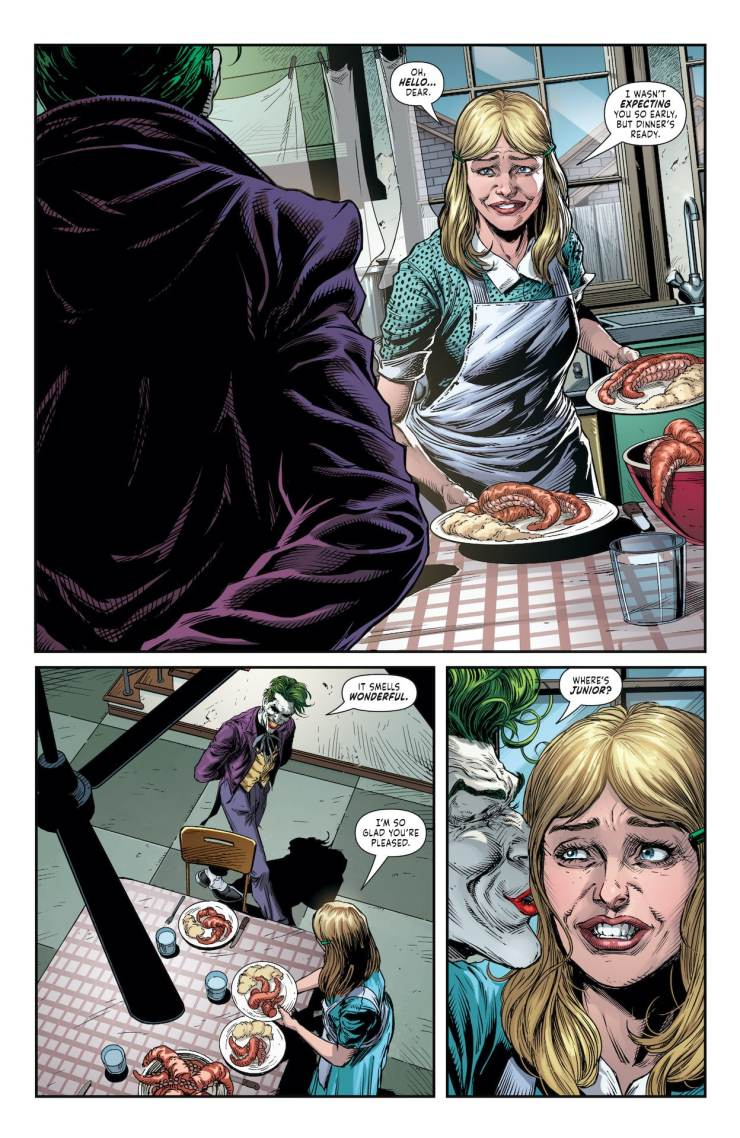 DC Preview: Batman: Three Jokers #2