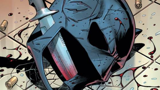 The Batman knows who his enemy is. He just doesn't know where the enemy is or how to fight him.