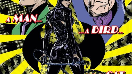 """A tie-in to """"The Joker War""""! Catwoman returns to Gotham City..."""