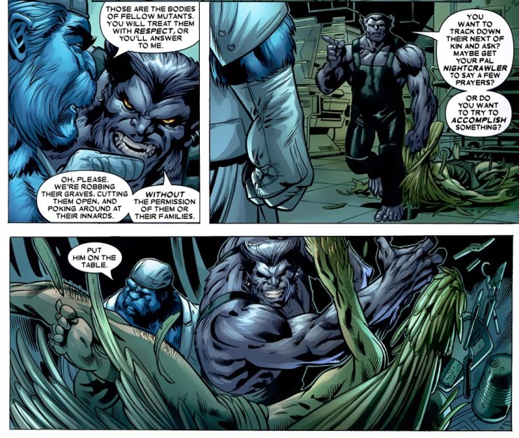Is an X-Man being set up as Krakoa's greatest villain?