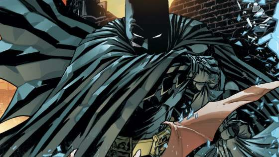 Light the Bat-Signal, because Detective Comics #1027 is here!