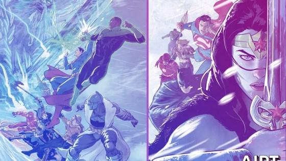 DC Comics reveals 9-issue December event 'Justice League: Endless Winter'