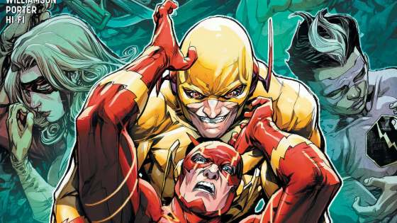 DC Preview: The Flash #671