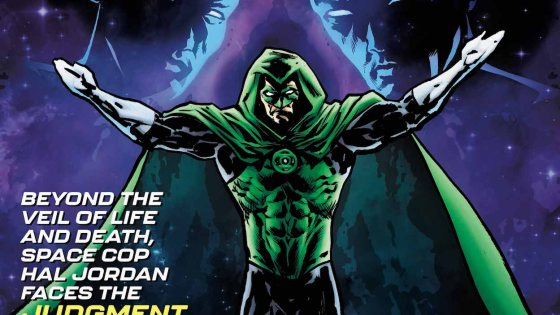 DC Preview: Green Lantern Season Two #7