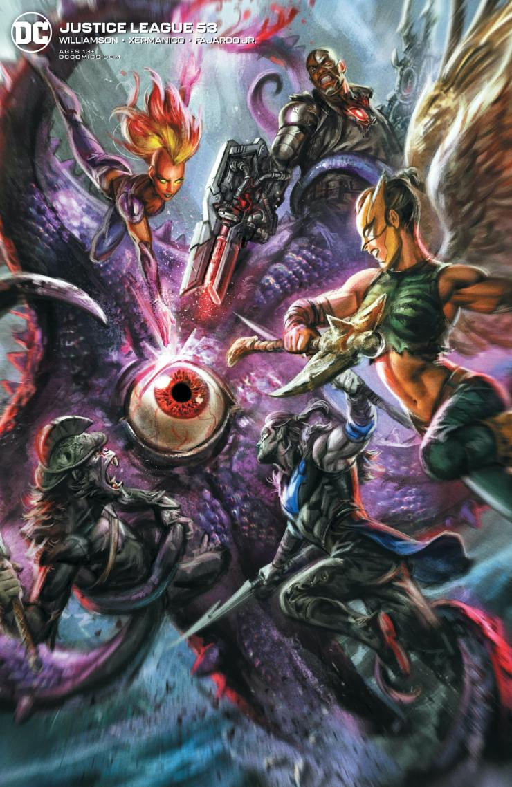 DC Preview: Justice League #53