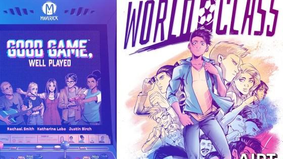 Mad Cave Studios launching Maverick a YA graphic novel imprint